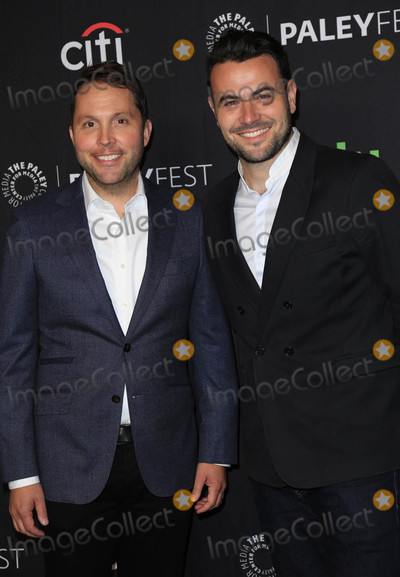 Photo - Photo by gotpapstarmaxinccomSTAR MAX2017ALL RIGHTS RESERVEDTelephoneFax (212) 995-119632217Rob Crabbe and Ben Winston at The Paley Center For Medias 34th Annual PaleyFest Los Angeles - An Evening of Laughs with James Corden and The Late Late Show(Hollywood CA)
