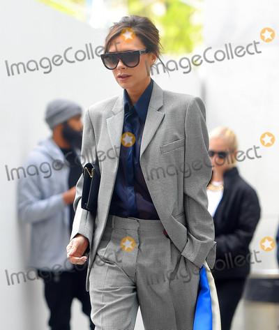 Photos From Victoria Beckham is senn in New York City