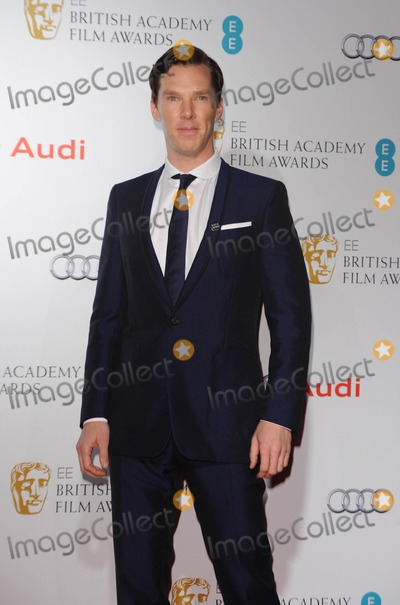 Benedict Cumberbatch Photos - Photo by KGC-03starmaxinccomSTAR MAX2015ALL RIGHTS RESERVEDTelephoneFax (212) 995-11962715Benedict Cumberbatch at the EE BAFTA British Film Awards Nominees Party(London England UK)