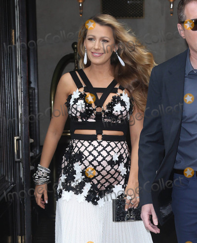 Photos From Blake Lively in New York City
