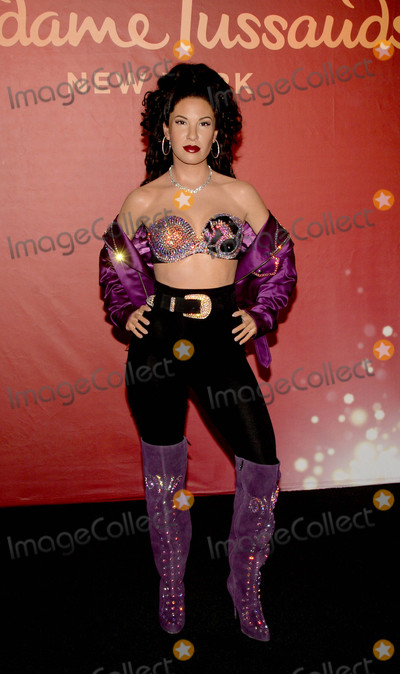 Photo - Photo by Dennis Van TinestarmaxinccomSTAR MAX2017ALL RIGHTS RESERVEDTelephoneFax (212) 995-119662317Media Launch of Selena Quintanilla wax figurewith Suzette Quintanilla at Madame Tussauds in New York City