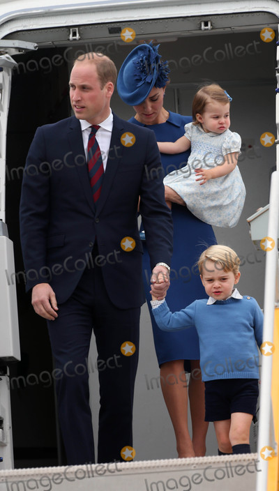 Photos From Royal State Visit to Canada
