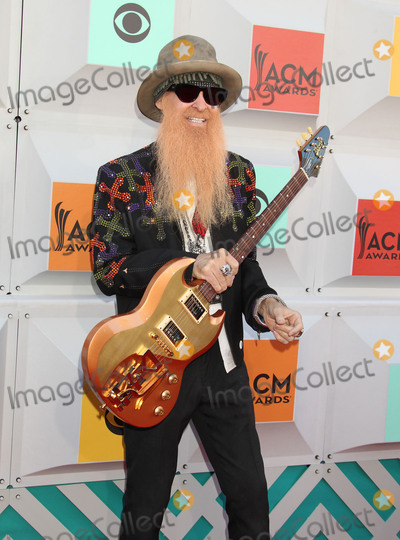 ZZ Top Photo - Photo by REWestcomstarmaxinccomSTAR MAXCopyright 2016ALL RIGHTS RESERVEDTelephoneFax (212) 995-11964316Billy Gibbons of ZZ Top at the 51st Academy of Country Music (ACM) Awards at the MGM Grand Garden Arena(Las Vegas Nevada)
