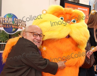RES,The Lorax,Danny De Vito Photo - Dr Seuss The Lorax Premiere