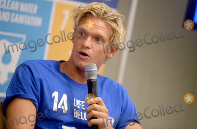 Photos From Cody Simpson at The Ocean Press Conference