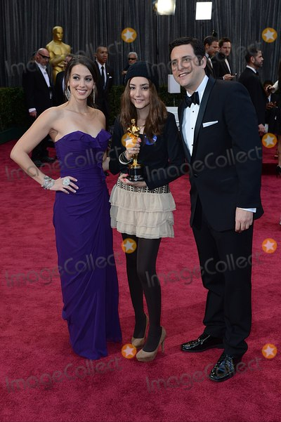 Angie Greenup Photo - Angie Greenup Ben Gleib and Sofia Alves arriving for the 85th Academy Awards at the Dolby Theatre Los Angeles