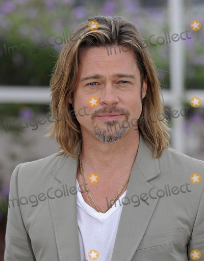 Brad Pitt Photos - Photo by KGC-143starmaxinccom2012STAR MAXALL RIGHTS RESERVEDTelephoneFax (212) 995-119652212Brad Pitt at a photocall for Killing Them Softly at the 65th Annual Cannes Film Festival(Cannes France)US syndication only