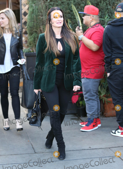 Kyle Richards Photo - Celebrity Sightings in Los Angeles CA