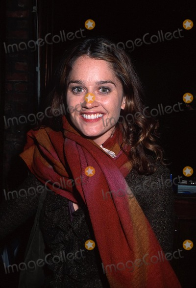 Robin Tunney Photo -  10701 the Reefer Madness Musical Opening at the Variety Arts Theatreparty at the Cafe DE Ville in NYC Robin Tunney Photo by Henry McgeeGlobe Photos Inc