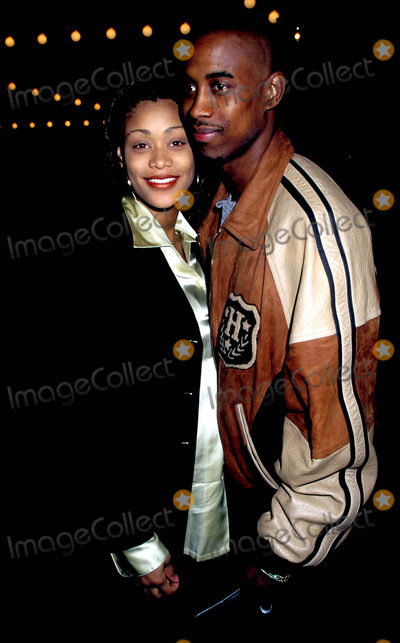 Kenny Anderson Photo -  Sd05091996 at Performance of Rent Paly at the Nederlander Theatre NYC Kenny Anderson_tami Anderson Photo by Henry Mcgee  Globe Photosinc