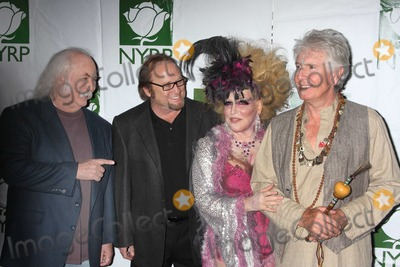 Bette Midler Photo - Crosby Stills Nash Midler8422JPGNYC  103009Bette Midler (dressed as a Showghoul) with David Crosby Stephen Stills and Graham Nash at Bette Midlers annual HULAWEEN Gala supporting New York Restoration Project at the Waldorf AstoriaDigital Photo by Adam Nemser-PHOTOlinknet