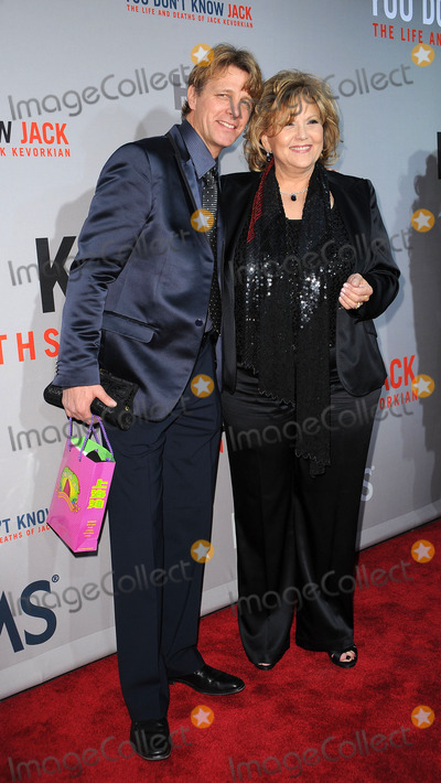 Brenda Vaccaro Photo - (L-R) Guy Hector and actress Brenda Vaccaro arriving at the HBO Films You Dont Know Jack premiere at Ziegfeld Theatre on April 14 2010 in New York City