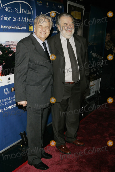 ANTONIO AVATI Photo - Antonio and Pupi Avati at the 4th annual Los Angeles Italia Film Fashion and Art Festivals opening night at Manns Chinese Theatre on February 15 2009 in Hollywood California