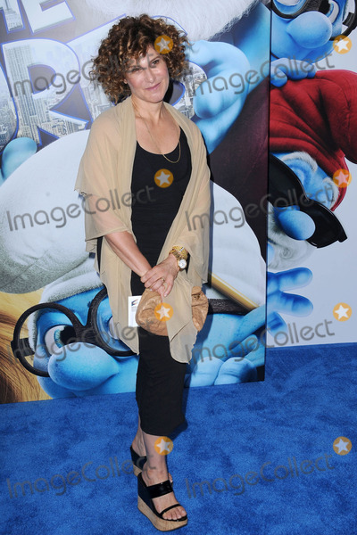Amy Pascal Photo - Amy Pascal attends the premiere of The Smurfs at the Ziegfeld Theater on July 24 2011 in New York City