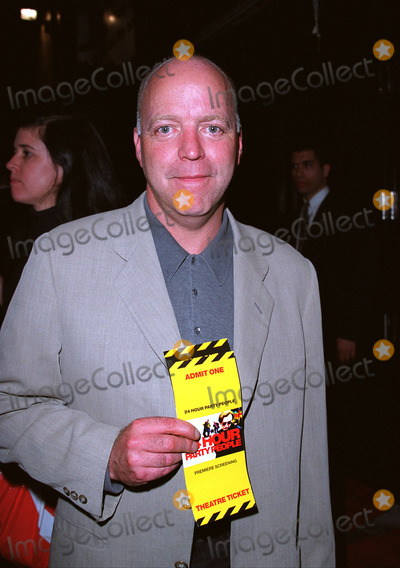 Bingham Ray Photo - United Artists President Bingham Ray arrives for the premiere after-party for 24 Hour Party People at The Roxy in New York August 1 2002