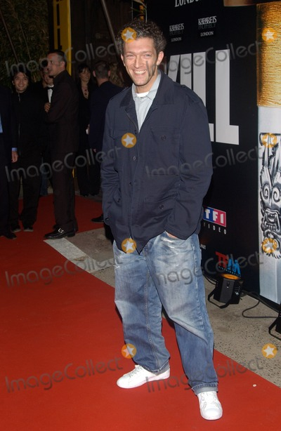 Vincent Cassel Photo - VINCENT CASSEL at the gala screening  party at the Cannes Film Festival for Kill Bill Volume II which was screening out of competitionMay 16 2004