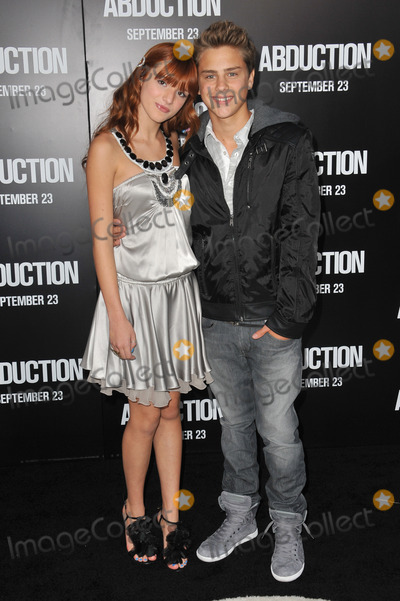 Bella Thorne And Garrett Backstrom Pictures From G...
