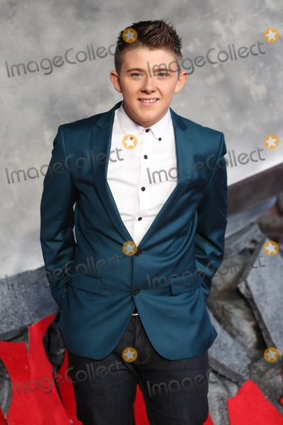 Nicolas McDonald Photo - Nicolas McDonald arriving for the world premiere of Thor The Dark World at the Odeon Leicester Square London 22102013 Picture by Henry Harris  Featureflash