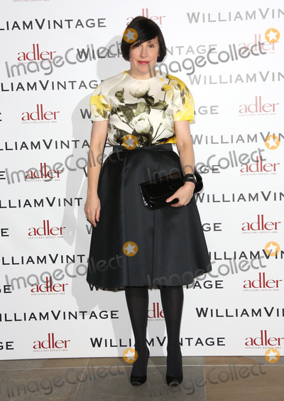 Alice Rawsthorn Photo - Alice Rawsthorn at WilliamVintage - VIP private dinner held at St Pancras Renaissance Hotel London England 08022013 Picture by Henry Harris  Featureflash
