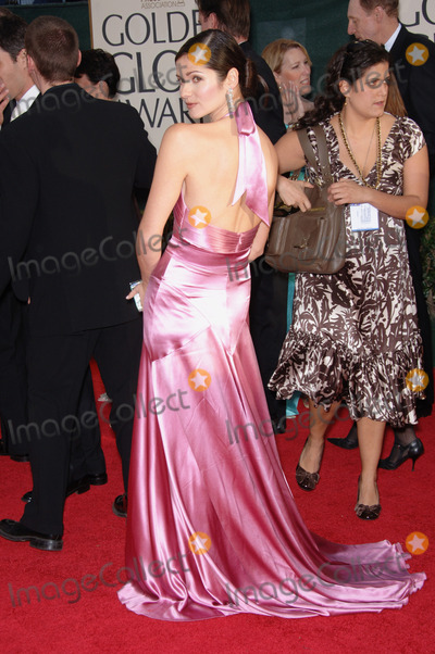 Jill Hennessy Photo - Golden Globe Awards