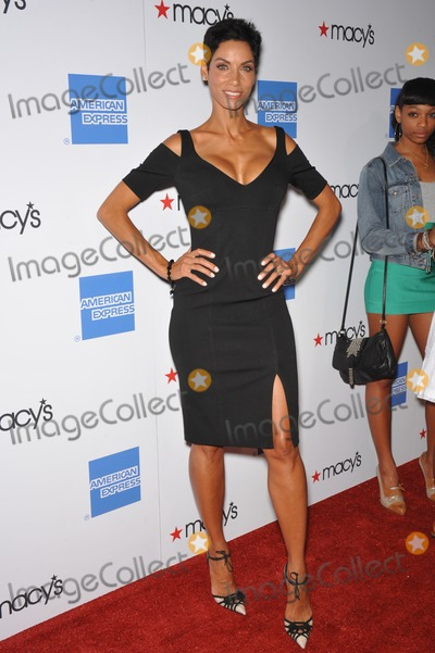 Nicole Murphy,Eddie Murphy Photo - Macys Passport 2009