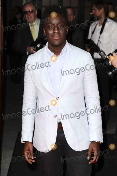 Andy Awkinwolere Photo - Andy Awkinwolere arrives for the Tesco Mum of the Year Awards 2012 at the Waldorf Hotel London 11032012 Picture by Steve Vas  Featureflash