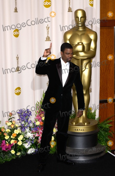 Chris Rock Photo - Academy Awards