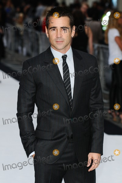 Photo - Colin Farrell arriving for the Total Recall Premiere at Vue West End Leicester Square London 16082012 Picture by Steve Vas  Featureflash