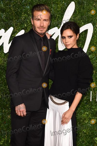 Photos From British Fashion Awards 2014