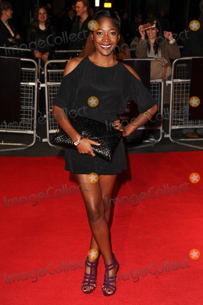 Adelayo Adedayo Photo - Adelayo Adedayo arrives for the premiere of Gone Too Far which is being screened at the Odeon West End as part of the bfi London Film Festival 2013 London 18102013 Picture by Steve Vas  Featureflash
