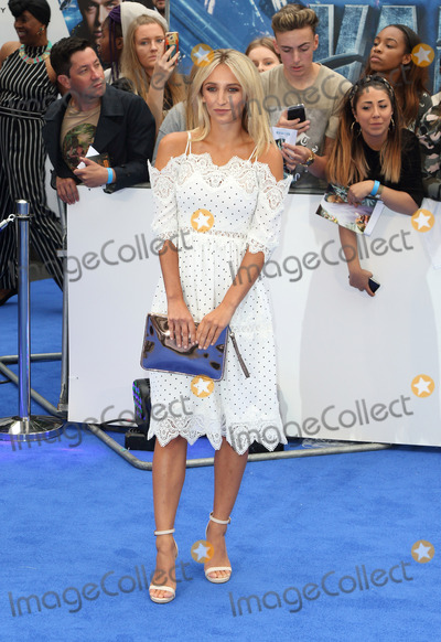 Tiffany Watson Photos - London UK Tiffany Watson at Valerian And The City Of A Thousand Planets - European film premiere - at the Cineworld Empire Leicester Square London on July 24th 2017Ref LMK73-J558-250717Keith MayhewLandmark MediaWWWLMKMEDIACOM