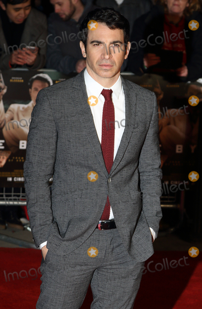 Chris Messina Photo - Live By Night European Premiere