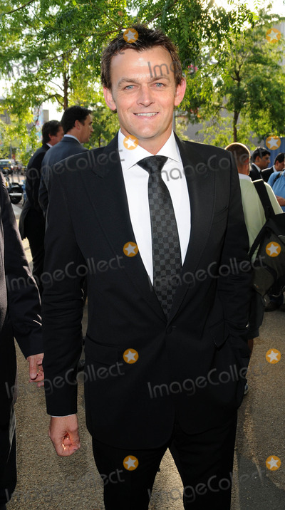 Adam Gilchrist Photo - London UK Adam Gilchrist at the Ashes to Ashes fundraising dinner held at The Room 13th July 2009Can NguyenLandmark Media