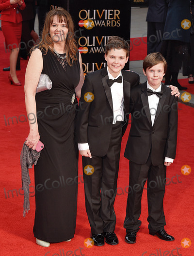 Alex Shadbolt Photo - London UKSue Shadbolt Josh Shadbolt and Alex Shadbolt  at 40th Olivier Awards held at The Royal Opera House  in London on Sunday 3rd  April 2016Ref LMK392 -60134-040416Vivienne VincentLandmark MediaWWWLMKMEDIACOM