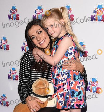 Photo - London UK Kym Marsh and Polly   at The Sky Kids Cafe Launch Party held at The Vinyl Factory Marshall Street London on Sunday 29 May 2016 Ref LMK392-60616-300516Vivienne VincentLandmark Media WWWLMKMEDIACOM