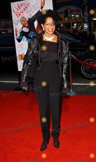 Melba Moore,Grauman's Chinese Theatre,Temptations Photo - The Fighting Temptations Premiere