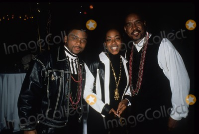 Carl Anthony Payne,David Alan Grier,Tichina Arnold Photo - Mark Arnold