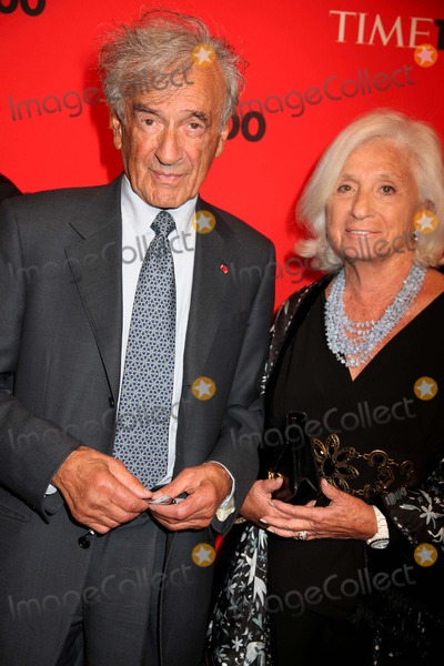 Elie Wiesel Photo - Times 100 Most Influential People in the World Gala New York City