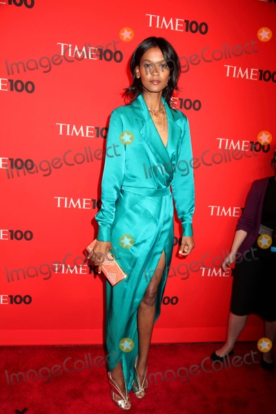 Liya Kebede Photo - Times 100 Most Influential People in the World Gala New York City