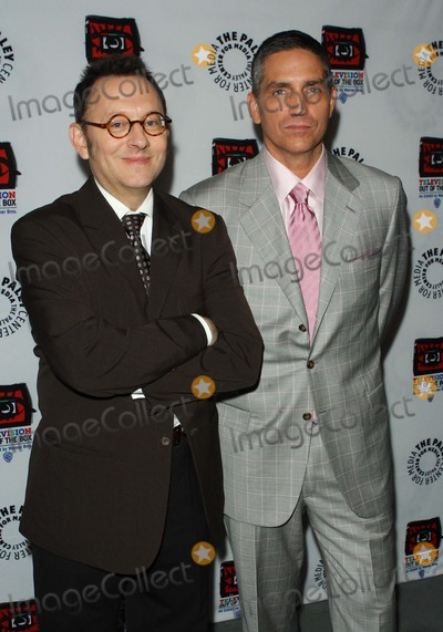 Michael Emerson,Jim Caviezel Photo - Paley Center For Media Presents an Evening with Person of Interest