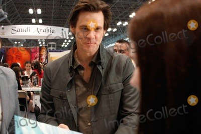 Jim Carrey Photo - Book Expo of America 2013