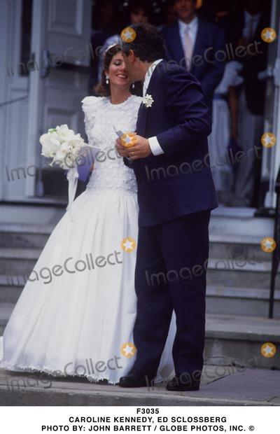 Caroline Kennedy Photo - Caroline Kennedy and Ed Schhasbary Photo by John Barrett  Globe Photos Inc