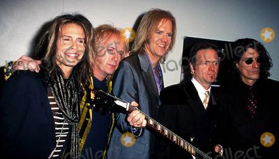 Aerosmith Photo - Aerosmith Honored at the 10th Annual Silver Clef Awards in New York City Photowalter Weissman  Globe Photos Inc