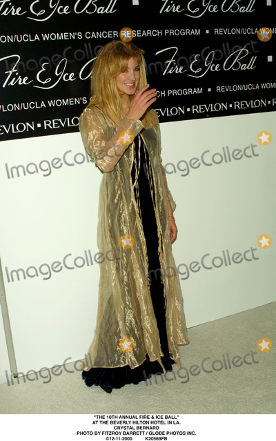 Crystal Bernard Photo - Archival Pictures - Globe Photos - 87271