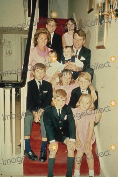 Kennedy,Ethel Kennedy Photo - Debralee Scott