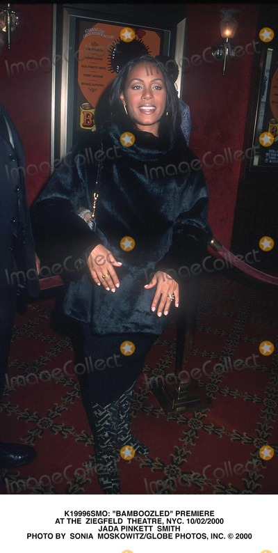 Jada Pinkett Smith 2000 10/02/2000 Jada Pinkett