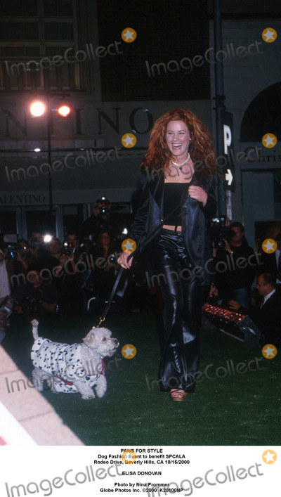 Donovan,Elisa Donovan Photo - Archival Pictures - Globe Photos - 94268