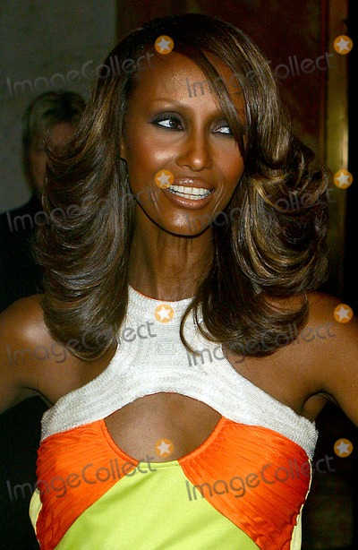 Iman Photo - Archival Pictures - Globe Photos - 46502