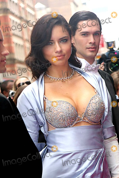 Adriana Lima,Victoria's Secret Photo - Adriana Lima at Victorias Secret Bombshell Fantasy Bra Launch Victorias Secret Soho