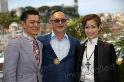 Photos From 'Blind Detective' photocall during the the 66th Cannes International Film Festival